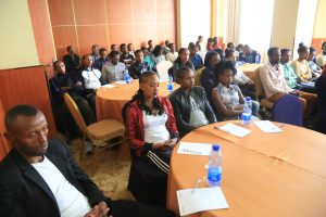 Ethiopia National Anti-Doping Office(ETH-NADO) is Delivering training on different topics of doping